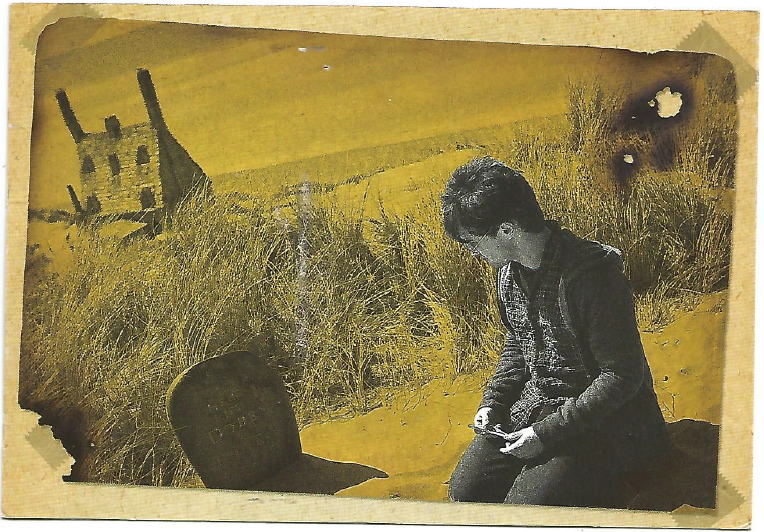 Harry Potter Postcard from Germany