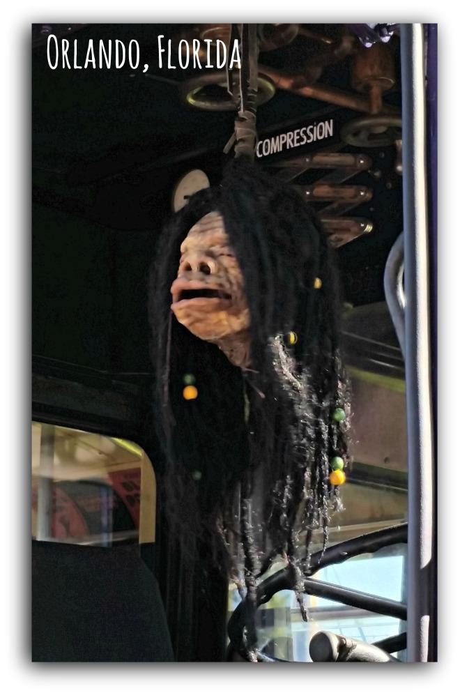 The Knight Bus - Orlando, Florida